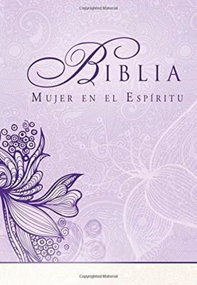 Biblia Mujer en el Espíritu (Tapa Dura) [Biblia]