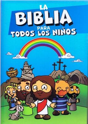 Biblia CLC para niños (Tapa Dura) [Libro]