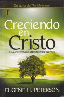 Creciendo en Cristo (Tapa Rústica) [Libro]