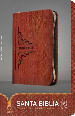 Biblia NTV Cierre Ladrillo (Tapa Suave) [Biblia]