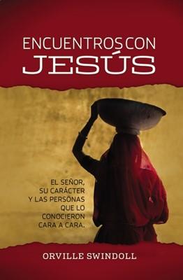 Encuentros con Jesús (Tapa Rústica) [Libro Bolsillo]