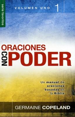 Oraciones Con Poder Vol 1 (Tapa Rústica) [Libro Bolsillo]