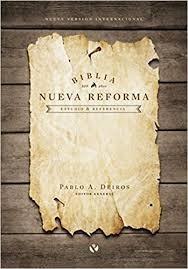 Biblia Nueva Reforma (Tapa Dura) [Biblia]