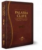 Biblia Estudio Palabra Clave Marrón (Tapa Suave) [Biblia]