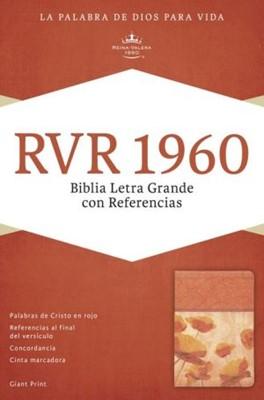 Biblia Letra Gigante Simil Piel Damasco (Tapa Suave) [Biblia]