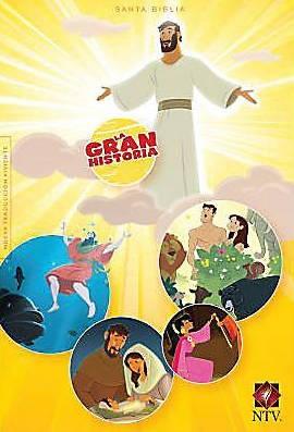 Biblia Interactiva NTV Tapa Dura (Tapa Dura) [Biblia]