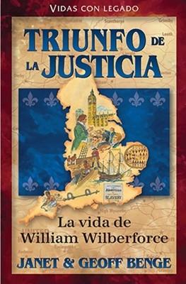 Triunfo de la Justicia (Tapa Rústica) [Libro]