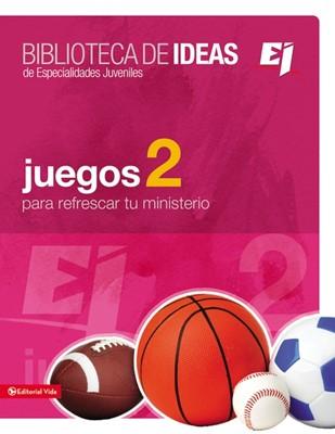 Juegos Para Refrescar tu Ministerio 2 (Tapa Rústica) [Manual]