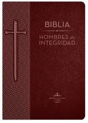 Biblia Hombres de Integridad Piel Marrón (Tapa Suave) [Biblia]