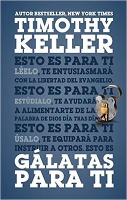 Galatas Para Ti (Tapa Dura) [Libro]