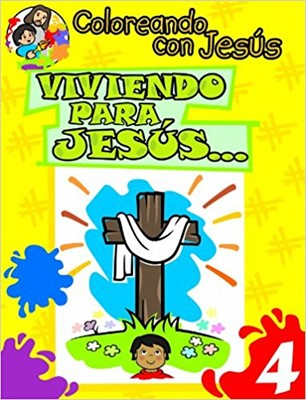 Viviendo Para Jesús (Tapa Rústica) [Revistas]
