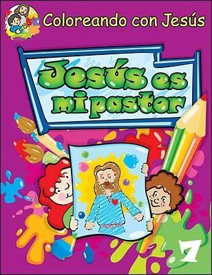 Jesús es mi Pastor (Tapa Rústica) [Revistas]