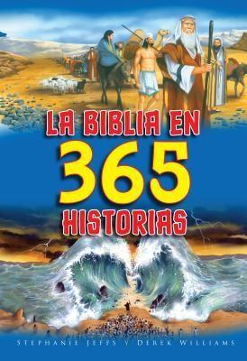 La Biblia en 365 Historias (Tapa Dura) [Biblia]