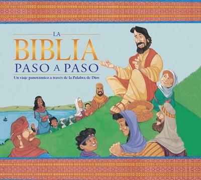 Biblia Paso a Paso (Tapa Dura) [Libro]