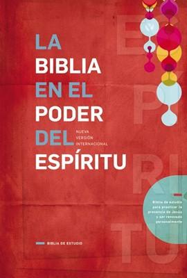 La Biblia En El Poder Del Espíritu (Tapa Dura) [Biblia]