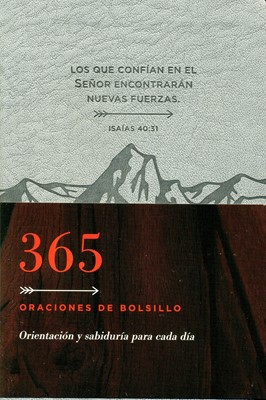 365 Oraciones de Bolsillo (Tapa Suave) [Libro Bolsillo]