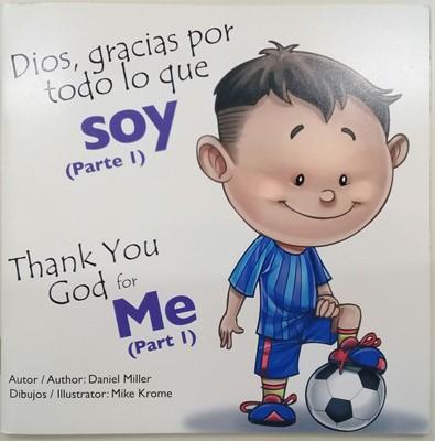 Dios Gracias Por Todo lo Que Soy 1