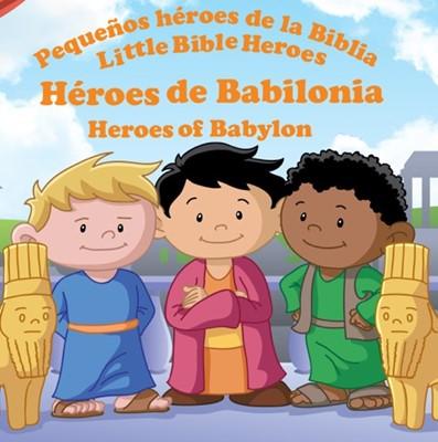 Héroes de la Biblia (Tapa Rústica)