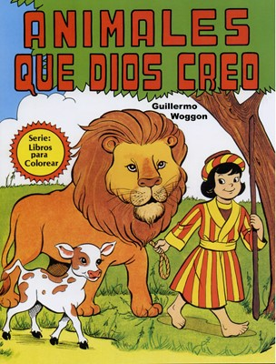 Animales Que Dios Creo (Tapa Rústica)