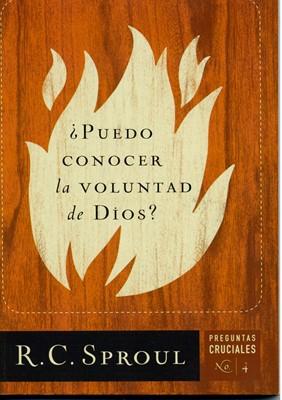 Puedo Conocer la Voluntad de Dios (Tapa Rústica) [Libro Bolsillo]