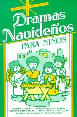 Dramas Navideños Para Niños (Tapa Rústica) [Libro]