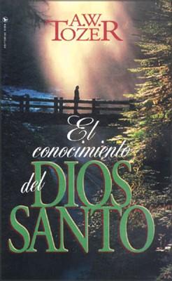 Conocimiento del Dios Santo (Tapa Rústica) [Libro]
