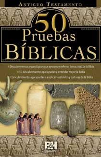 50 Pruebas Para la Biblia Antiguo Testamento [Folleto]