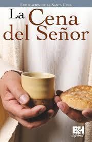 Cena Del Señor [Folleto]