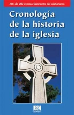 Cronología de la Historia de la Iglesia [Folleto]