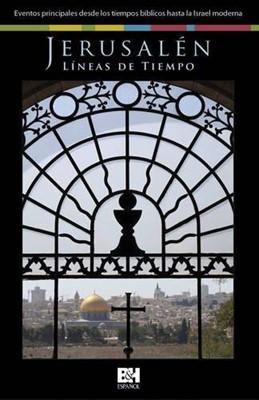 Jerusalem, Lineas del Tiempo [Folleto]