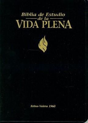 Biblia Vida Plena Imitación Piel Negro (Tapa Suave) [Biblia]