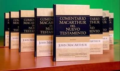 Biblioteca del Nuevo Testamento MacArthur [Comentario]