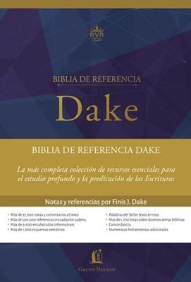 Biblia de Referencia Dake Azul [Biblia]