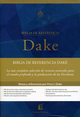 Biblia de Referencia Dake [Biblia]