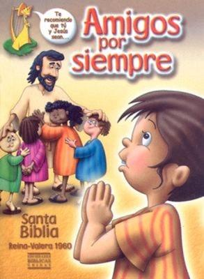 Biblia Amigos por Siempre (Tapa Dura) [Biblia]