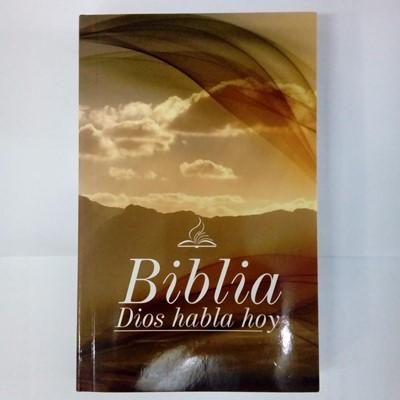 Biblia Dios Habla Hoy Rústica (Tapa Rústica) [Biblia]