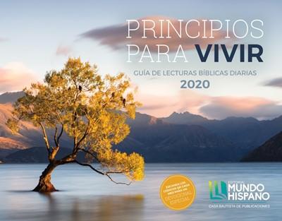 Calendario 2020 Principios Para Vivir Fotos [Calendario]