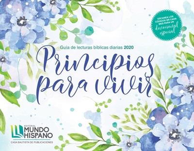 Calendario 2020 Principios Para Vivir Mensaje