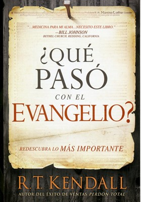 ¿Qué Pasó con el Evangelio? (Tapa Rustica) [Libro]