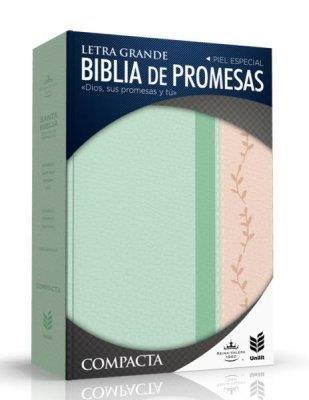 Biblia Edición Promesas Compacta Vintage (Tapa Suave)