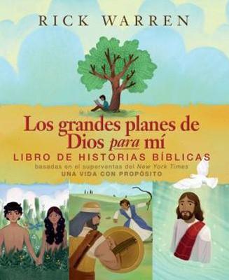 Los Grandes Planes de Dios Para mí (Tapa Dura)
