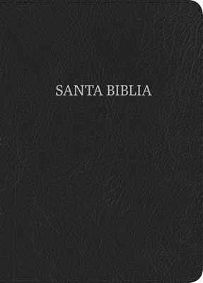 Biblia NVI Letra Grande Negro (Tapa Suave) [Biblia]