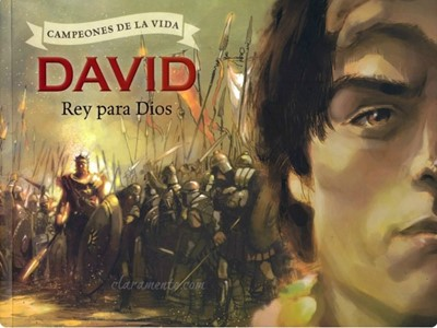 David, Rey Para Dios (Tapa Rustica) [Libro]