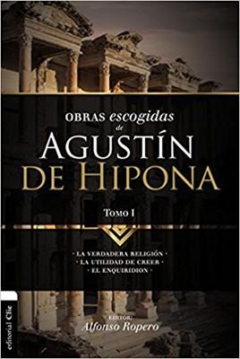 Obras Escogidas Agustin de Hipona Tomo 1 (Tapa Rústica) [Libro]