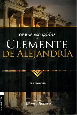 Obras Escogidas Clemente de Alejandria (Tapa Rústica) [Libro]