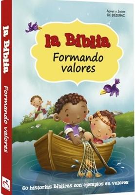 Biblia Formando Valores (Tapa Dura) [Libro]