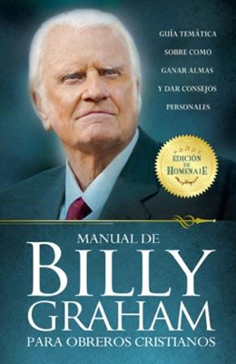 Manual de Billy Graham para Obreros Cristianos (Tapa Rústica)