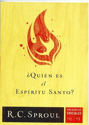 ¿Quién es el Espíritu Santo? (Tapa Rústica)