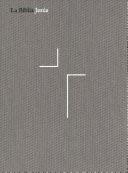 Biblia Jesús NVI Gris (Tapa Dura) [Biblia]