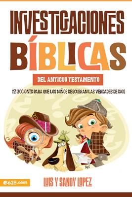 Investigación Biblica del Antiguo Testamento (Tapa Rústica)